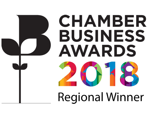 Chamber Business Awards 2018 Regional Winner