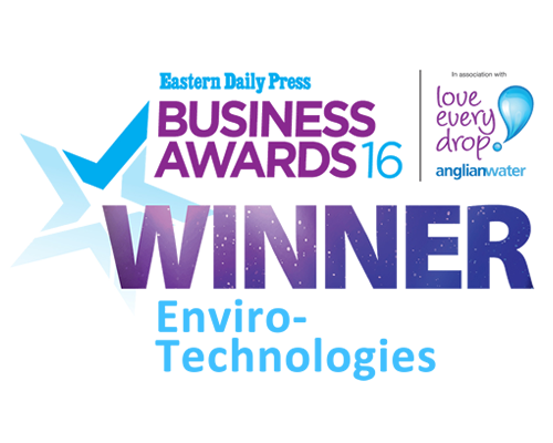 EDP Business Awards 16: Enviro-Technologies